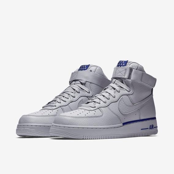 Nike Air Force Blancas Con Linea Negra Zapatillas en
