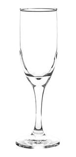 Copa Champagne Flauta Cristar Aragon - Caja Bulto X24 Cuotas
