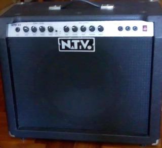 Amplificador Para Guitarra Nativo Gts 65. Sin Uso, Disponibl