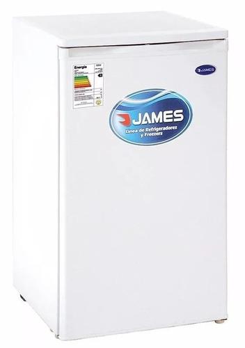 Imagen 1 de 4 de Heladeras Frigobar James J144k 100 Lts C/congelador Gtia Pcm