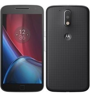 Motorola Moto G4 Plus Xt1640 Preto 32gb Original Seme Novo