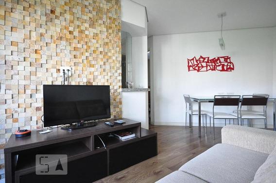 Apartamento Para Aluguel - Portal Do Morumbi, 1 Quarto, 50 - 892798516