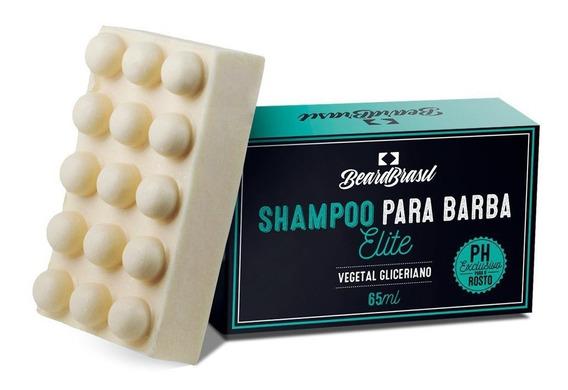 Shampoo Para Barba Em Barra Beard Brasil