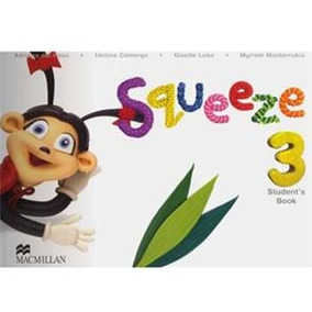 Livro Squeeze - Students Book 3 (com Cd)