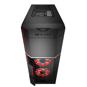 Computador Ntc Gamer Intel Core I3-8100, 8gb, Hd 1tb, 500w