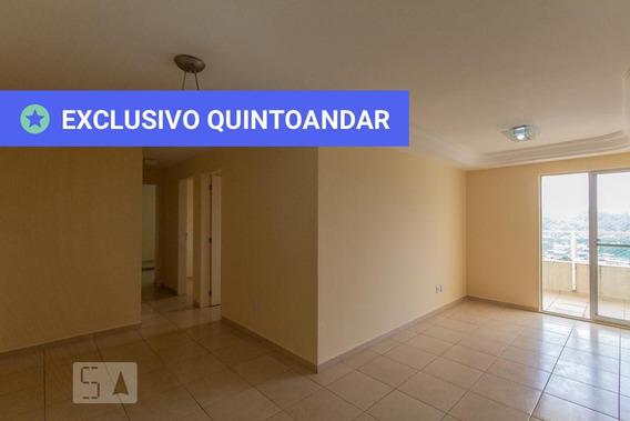 Apartamento Térreo Com 3 Dormitórios E 2 Garagens - Id: 892955680 - 255680