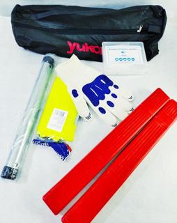 Kit Vehicular Para Auto Sin Extintor.