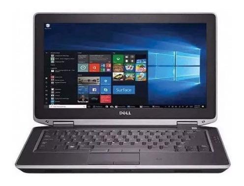 Laptop Dell Latitude Core I5 Hdd 320gb 4gb Ram Windows 10pro