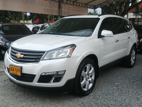 Chevrolet Traverse Lt Awd Full Equipo