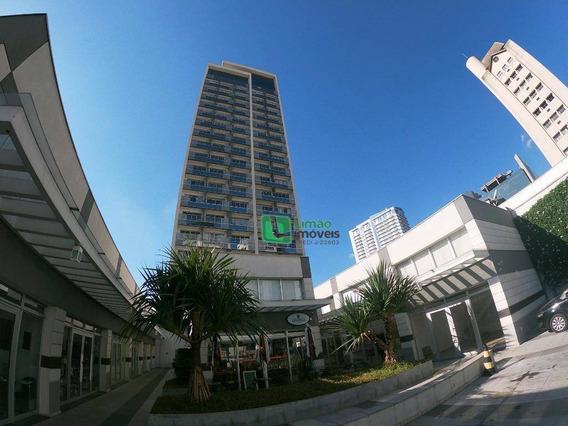 Sala Para Alugar, 32 M² Por R$ 1.100/mês - Barra Funda - São Paulo/sp - Sa0027