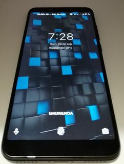 Celular Xiaomi Mi A2 128gb Rom, 6gb Ram Android 9, Negro