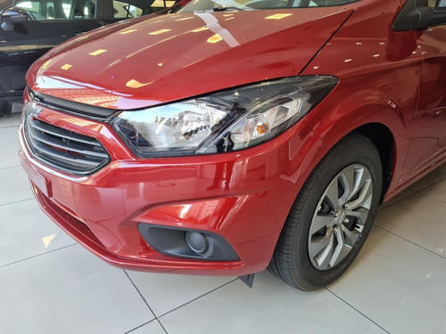 Chevrolet Onix Joy Black 1.4 0km Stock Fisico Entrega Ya Nt