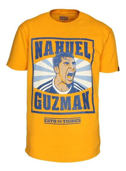 Playera Tigres Uanl Nahuel Guzmán Producto Oficial