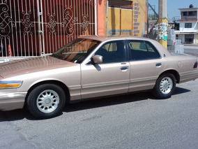 Ford Grand Marquis Ls Análogo At