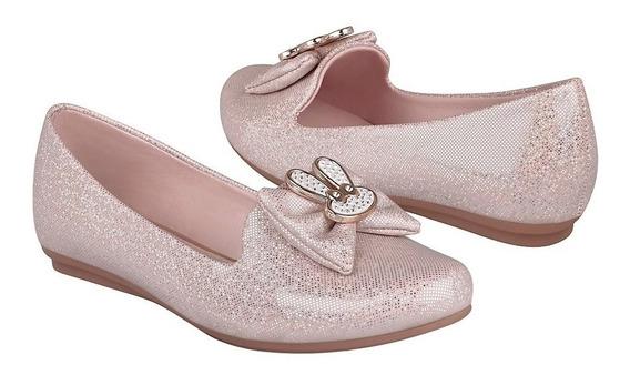Zapatos Casuales Para Niña Miss Pink 180330 Simipiel Petálo