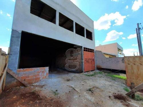 Imagem 1 de 6 de Barracão Próximo A Saul 350m² - R$ 600.000 - Ba0023