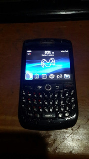 Blackberry 8900 Sólo Movistar Mínima Mancha