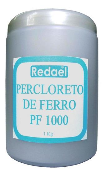Percloreto De Ferro 1kg Corrosão De Placa Circuito Impresso