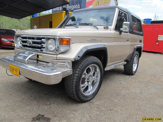 Toyota Land Cruiser Fzj 73