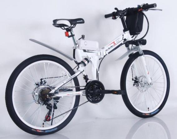 Bicicleta De Montaña Electrica Plegable