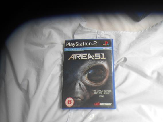 Area 51 Ps2 Raro