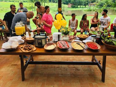 Buffet Churrasco Angus Premium P/20 Pessoas - Dom Barbato