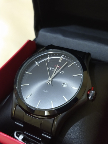 Relógio Technos Masculino 2115msh/4p Com Nf-e