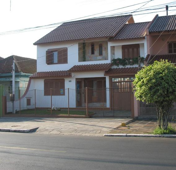 Casa Alvenaria Sobrado Terreno 10 X 33 4 Quartos + G
