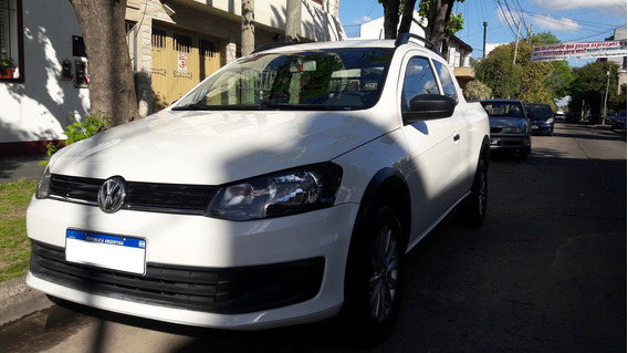 Vendo/permuto Volkswagen Saveiro Cd Pack Electrico 2016