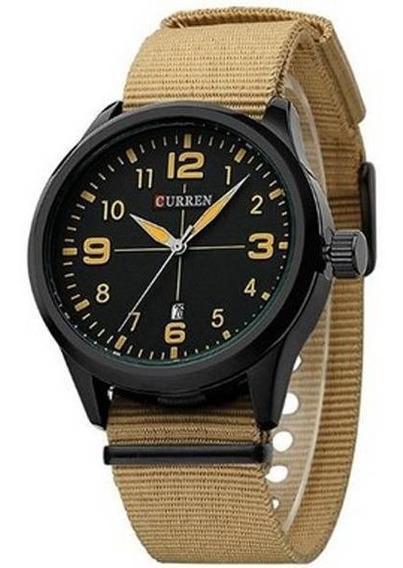 Relógio Masculino Curen 8195
