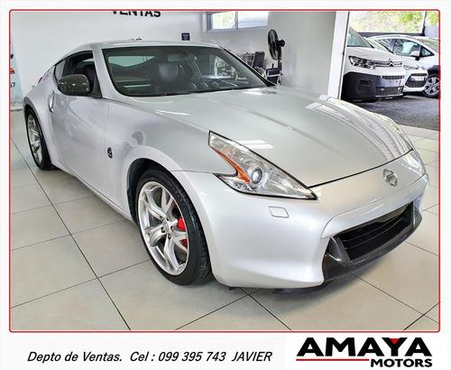 Amaya Coupe Nissan 370-z Unico! Año 2011 Extras En Carbono
