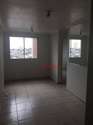 Apartamento Com 2 Dormitórios À Venda, 50 M² Por R$ 230.000,00 - Penha De França - São Paulo/sp - Ap1954