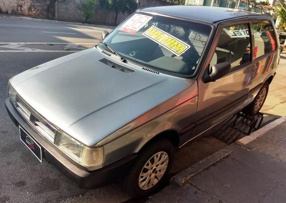 Fiat Uno 1.0 98 Sem Entrada Parcela 399 Muito Novo = Zero