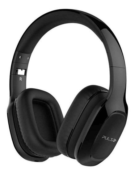 Headphone Bluetooth Fone De Ouvido Ear Pulse Preto Ph273