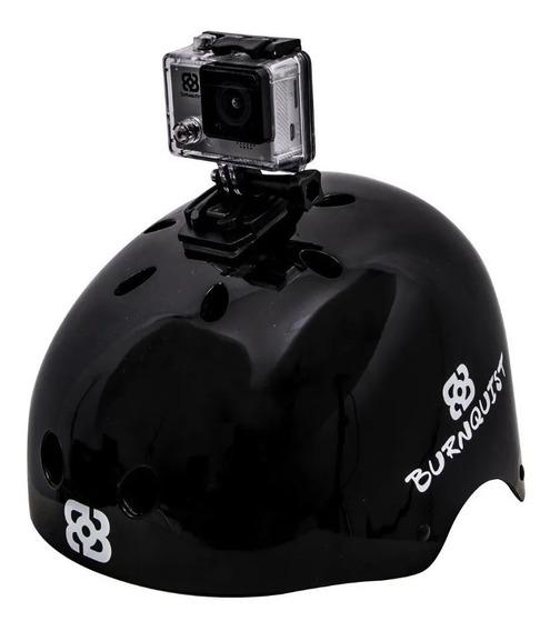 Câmera De Ação Hd Com Capacete (serve Como Webcam)
