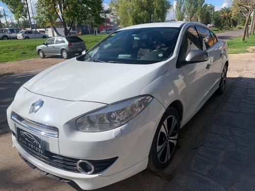 Renault Fluence Mod13 Anticipo $1.100.000 + Cuotas Fijas