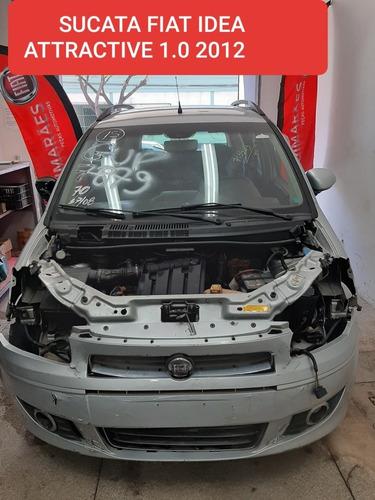 Sucata Fiat Idea Attractive 1.0 2012