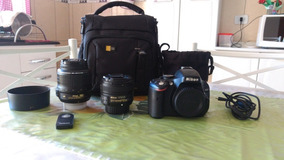 Nikon D5100 + Acessórios