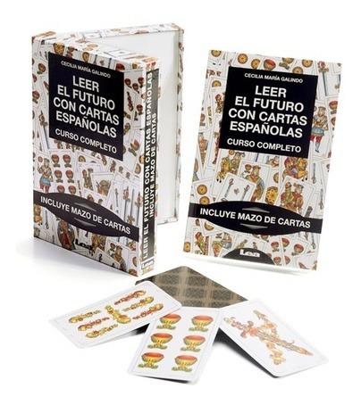 Leer El Futuro Con Cartas Españolas Con Mazo De Cartas En Ca