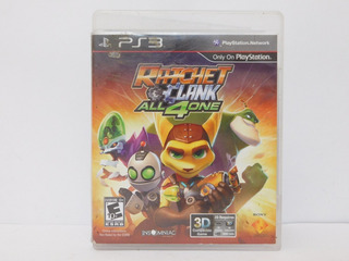 Ratchet & Clank: All 4 One Para Ps3