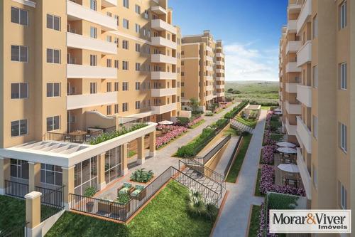 Imagem 1 de 15 de Apartamento Para Venda Em Curitiba, Cidade Industrial, 2 Dormitórios, 1 Banheiro, 1 Vaga - Ctb3322_1-1213906
