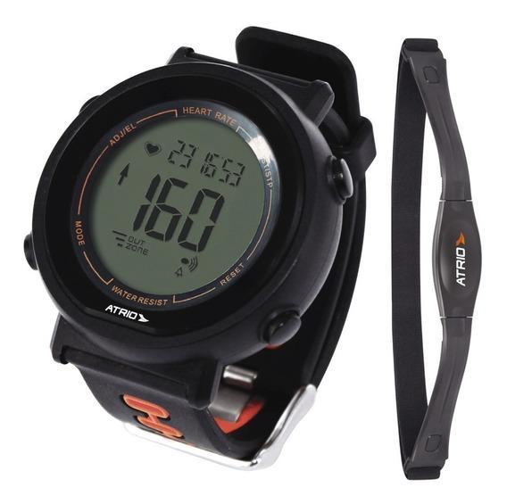 Relógio Monitor Cardíaco Calorias Multilaser Fortius Atrio- Corrida