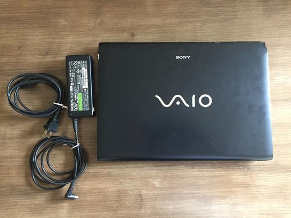 Notebook Sony Vaio Sve141d11l