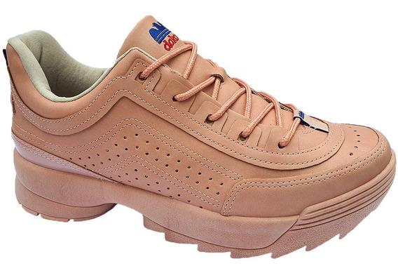 Tênis Feminino Dakota G0981 - Sapato Dad Sneaker Moda 2020
