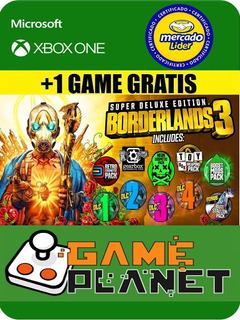 Borderlands 3 Super Deluxe - Xbox One - Online/offline