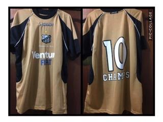 Camisa Do Bragantino Dourada - Sp - Futebol