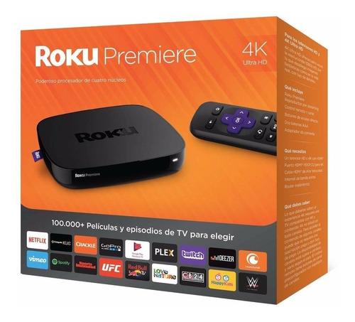 Imagen 1 de 2 de Roku Premiere 4k Ultra Hd
