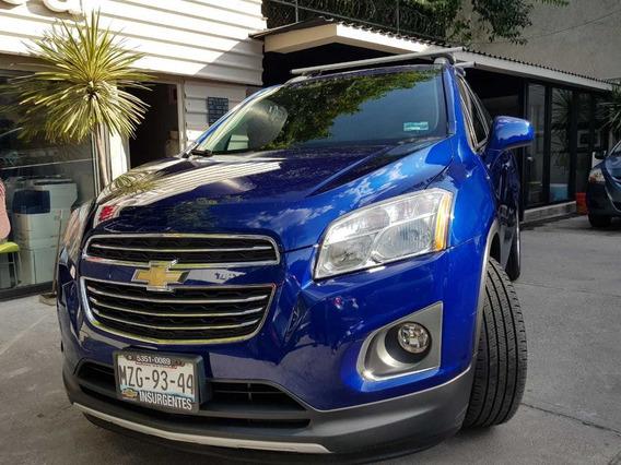 Chevrolet Trax Ltz 2016 At