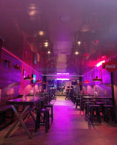 Restaurante Bar Cocina Industrial Zona Rosa