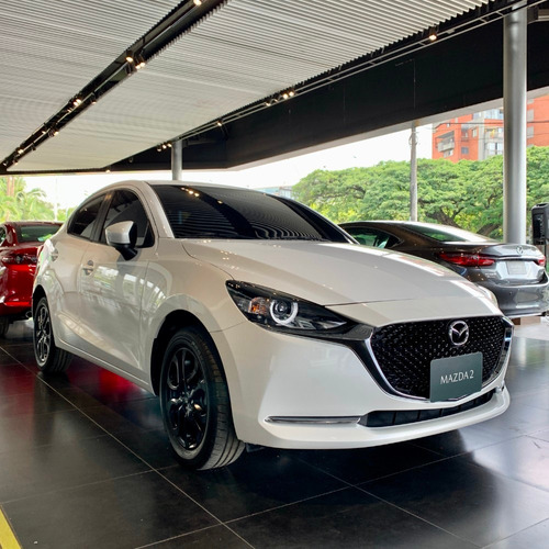 Mazda 2 Sedan Grand Touring Lx Blanco   2022